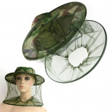 Fishing camouflage hat
