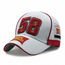 Racing hat 58 San Carlo