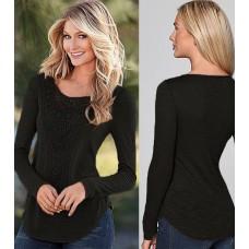 Knitwear Long Sleeve Sweater