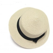 "Boater hat ""Summer mood"""