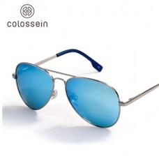 """Brand sun glasses Colossein """"Classic Vintage Pilot"""""""