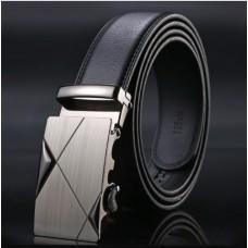 Brand men's genuine leather belt TACE & SHARK