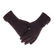 "Touch Screen Winter Gloves ""Elegant Gal"""