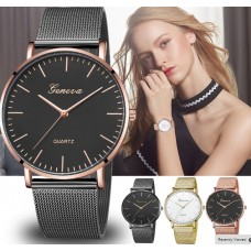 "Quartz Ladies Watch ""Geneva"""