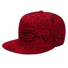 "Hip Hop Hat ""Red Eye"""