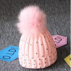 """Kid's winter hat """"Pom Pom"""""""