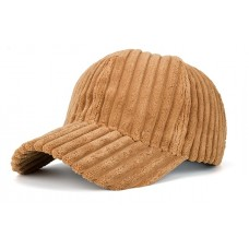 Corduroy Winter Warm Hat