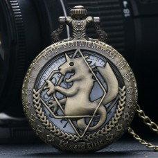"Antique pocket watch ""FULLMETAL ALCHEMIST"""