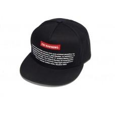 c9b4968d1d9 Рапарска шапка FBI Warning