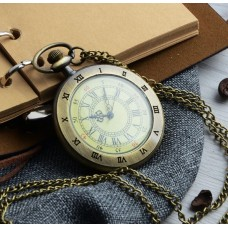 "Antique pocket watch ""ROMAN NUMBERS"""
