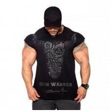 "Gym sport's Т-shirt ""Iron Warrior"""