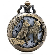 "Antique pocket watch ""WOLF BROS"""