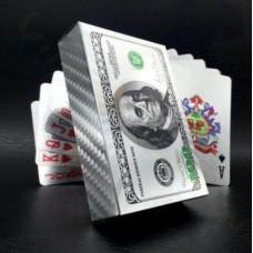 "Luxury Playing Cards ""Money"""