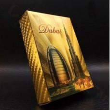 "Super Luxury Pocker Playing Cards ""Dubai"""