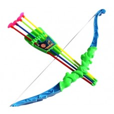 Kid's Bow + 4 Arrows Model №1