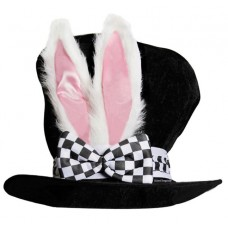 "Party Masquerade Helloween Hat ""Bunny"""