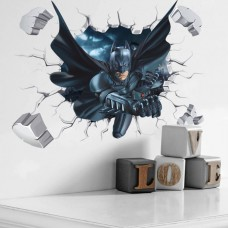 "3D Wall Sticker ""Dark Knight"""