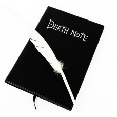 Death Note Book + Feather-Pen