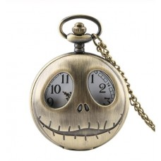 "Antique pocket watch ""Nightmares before Chirstmas"""