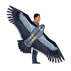 "Huge kite ""Peregrine falcon"" (1.85 m length) + 100 m Reel"