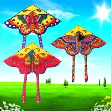 "Flying kite ""Butterflies"" (0.90 m length) + 30 m Reel"
