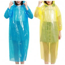 Transparent raincoat (90 cm * 145 cm)