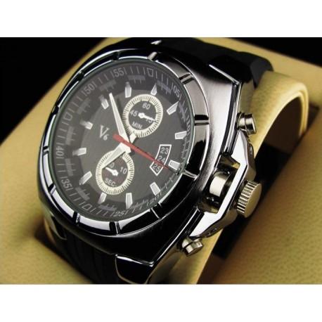 Quartz sport watch V6