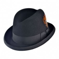 Homburg hats