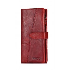 Women's genuine leather wallets